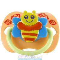 Bee Pacifier With Cover(Silicone Teat)