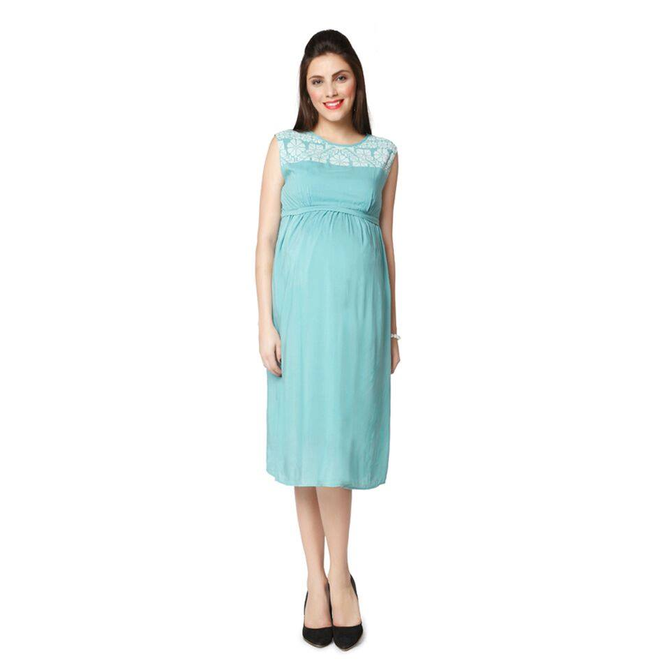 Nine Maternity Dress