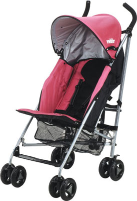 Back-Carry-Strap-Attached Buggy