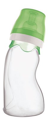 New Touch Silicone Feeding Bottle